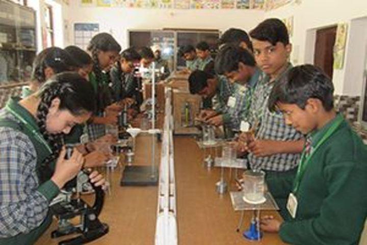 N V English Academy-Bio Lab