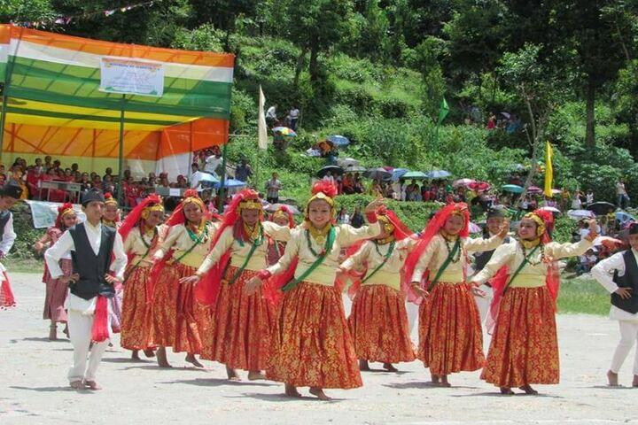 Government Senior Secondary School-Dance