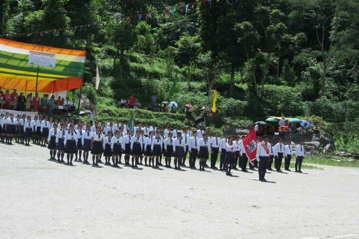 Government Senior Secondary School-Sports day celebration-1