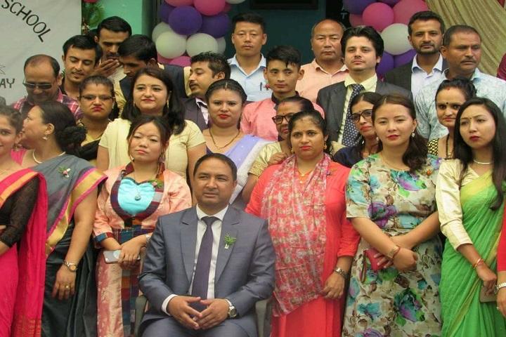 Government Senior Secondary School-Faculty