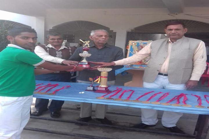 N S Memorial Loyala Convent-Award Distribution