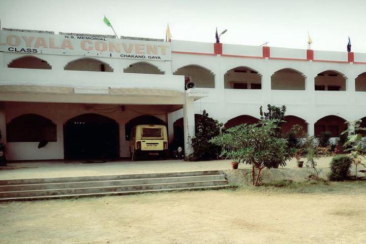 N S Memorial Loyala Convent-Campus Building
