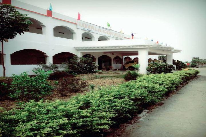 N S Memorial Loyala Convent-Campus View