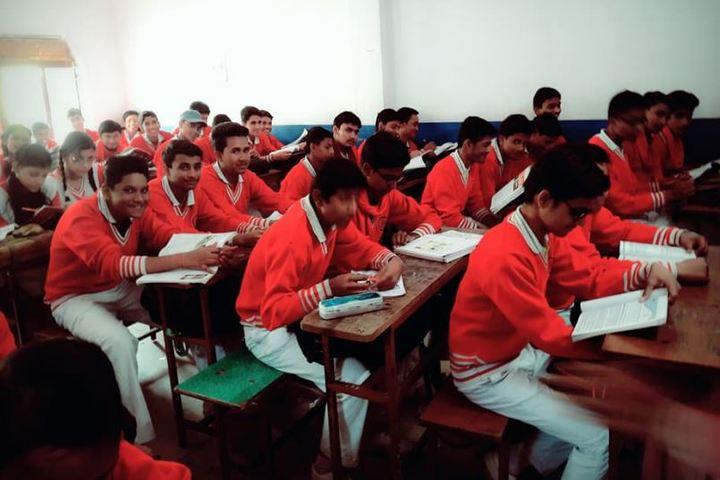 N S Memorial Loyala Convent-Classroom