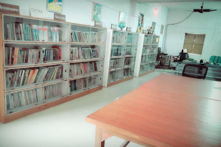 N S Memorial Loyala Convent-Library