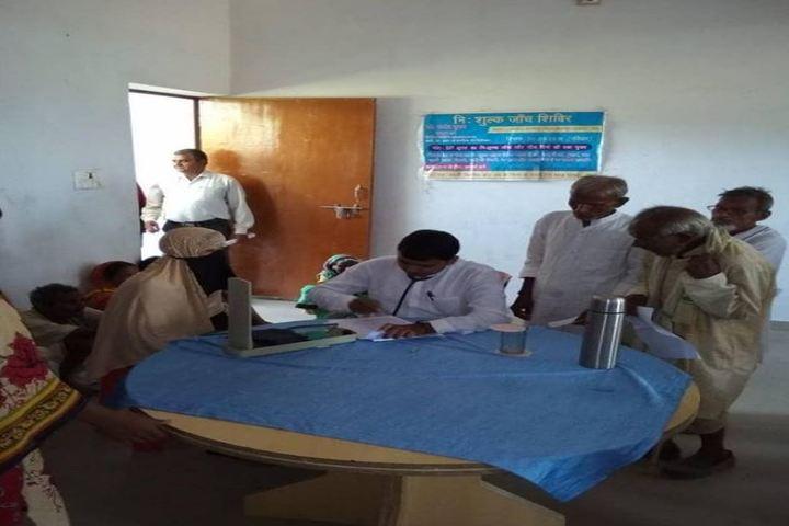 N S Memorial Loyala Convent-Medical Camp