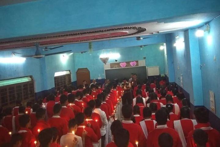 N S Memorial Loyala Convent-Prayer