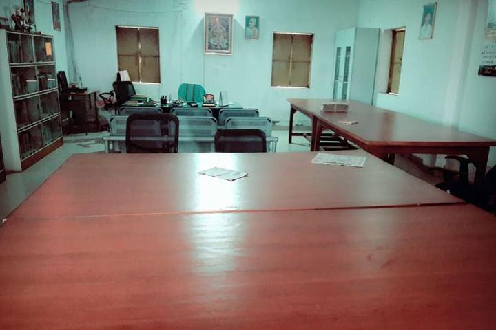 N S Memorial Loyala Convent-Staff Room