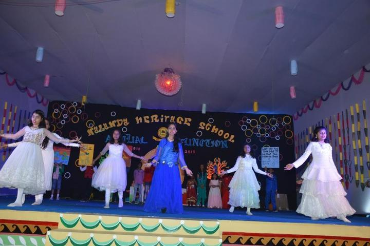 Nalanda Heritage School-Annual Day