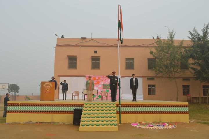 Nalanda Heritage School-Republic Day