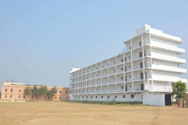 Nalanda Heritage School-School Building