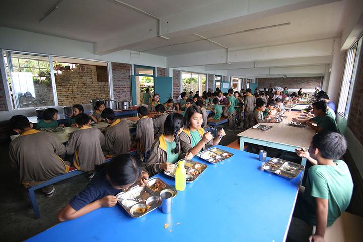 Manjusri Public School-Canteen