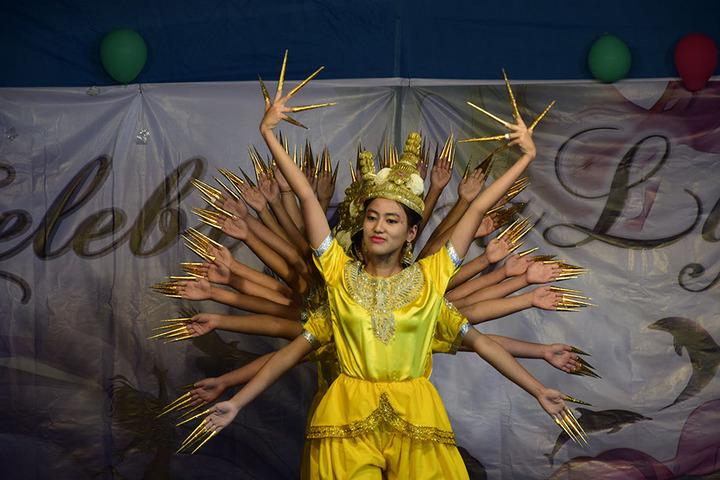 Manjusri Public School-Dance
