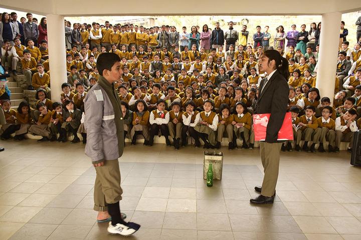 Manjusri Public School-Drama