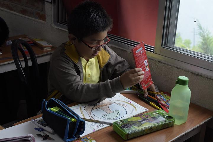 Manjusri Public School-Drawing