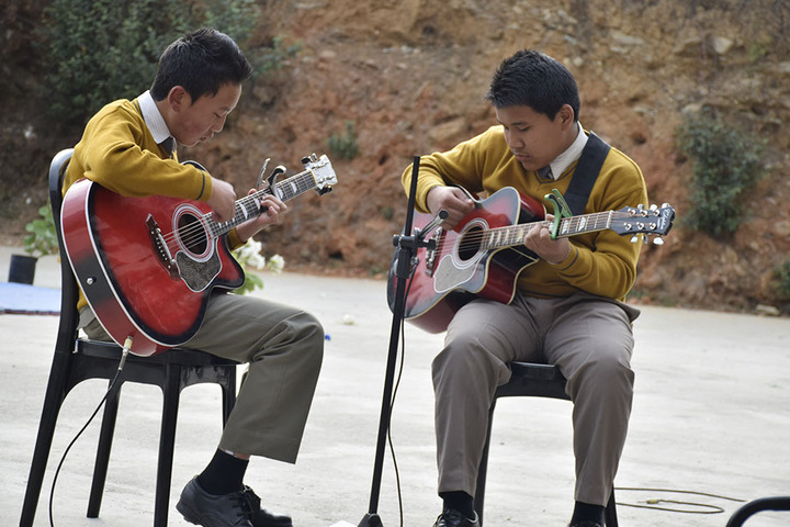 Manjusri Public School-Music