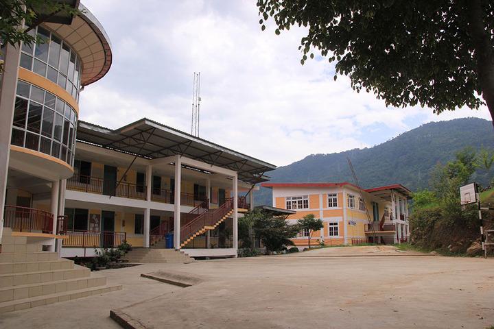 Manjusri Public School-School Campus