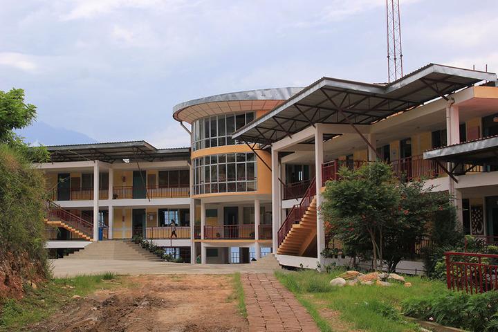 Manjusri Public School-School Entrance