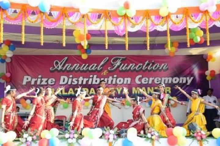 Nalanda Vidya Mandir-Annual Day Celebration