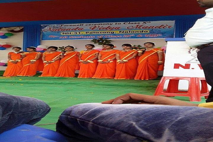 Nalanda Vidya Mandir-Group Singing