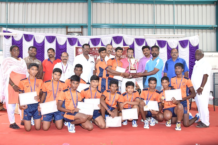 A K T Memorial Vidya Saaket School-Achievement
