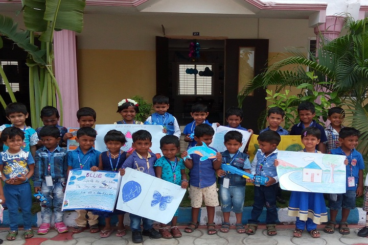 A K T Memorial Vidya Saaket School-Art