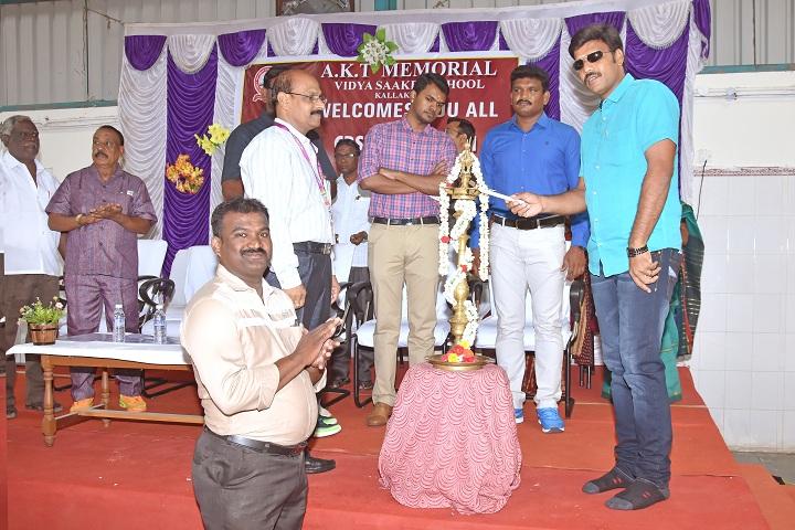 A K T Memorial Vidya Saaket School-Event