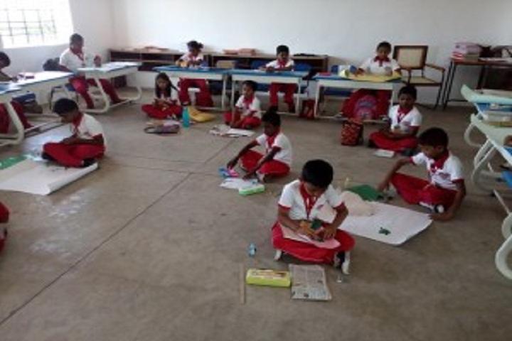 Aaa International School-Art