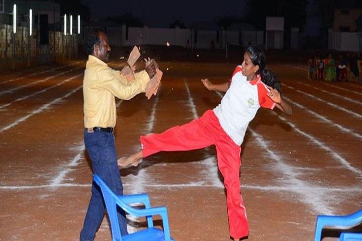 Aaa International School-Karate