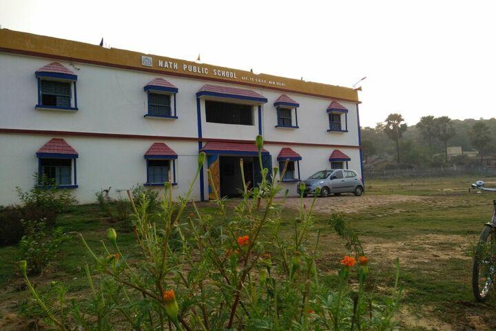 Nath Public School-Campus View