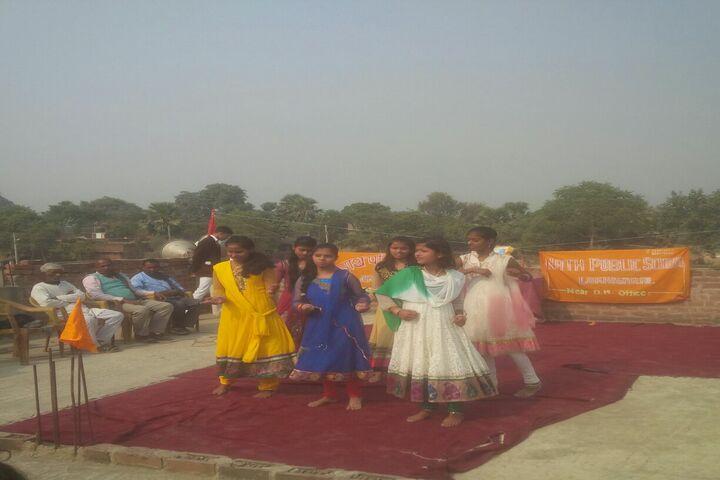 Nath Public School-Dance Performance