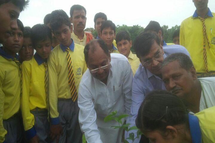 Nath Public School-Plantation