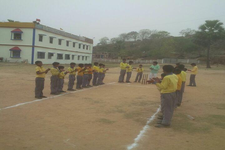 Nath Public School-Play Area
