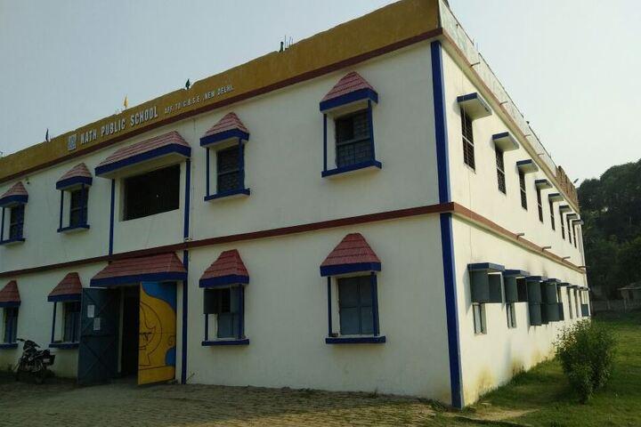 Nath Public School-Building