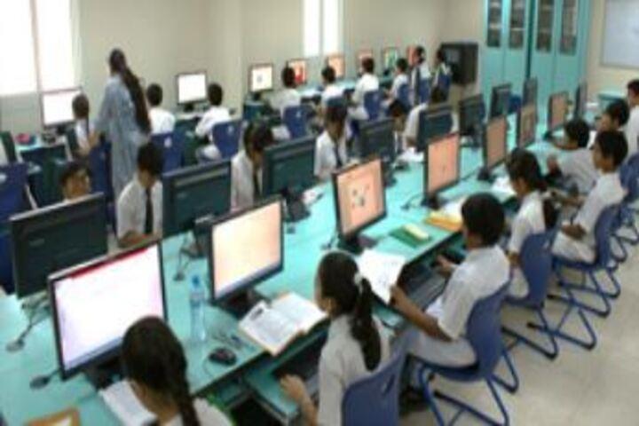 Nath Public School-Computer Lab