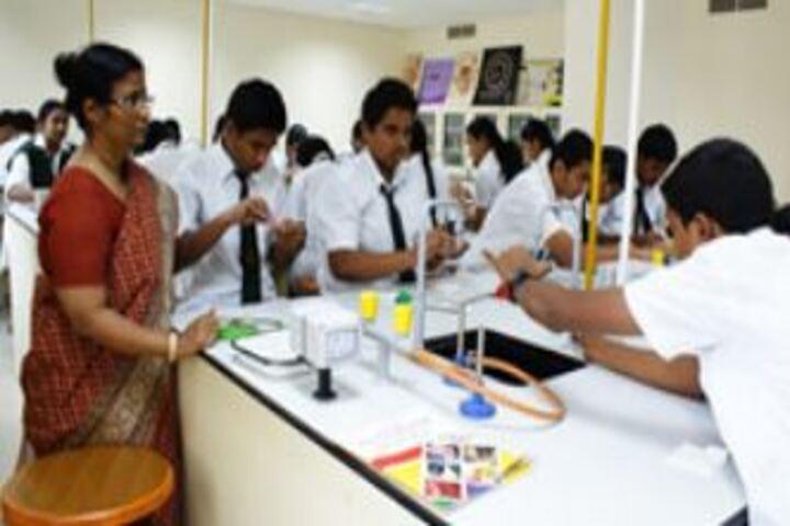 Nath Public School-Science Lab