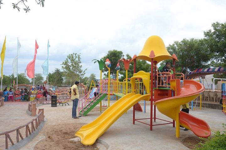 Abacus International Montessori School-Play area