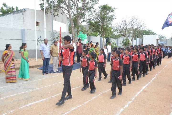 Abacus International Montessori School-Sports day