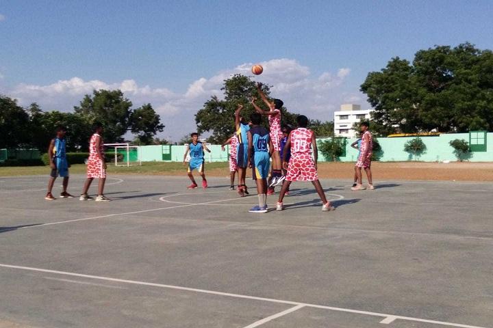 Abacus International Montessori School-Sports