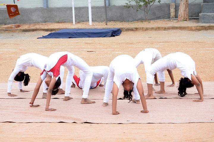 Abacus International Montessori School-Yoga