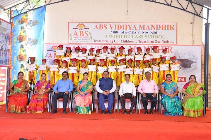 Abs Vidhya Mandhir-Achivement