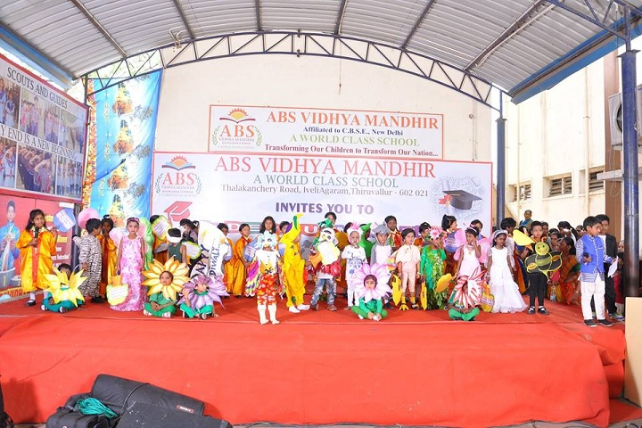 Abs Vidhya Mandhir-Events
