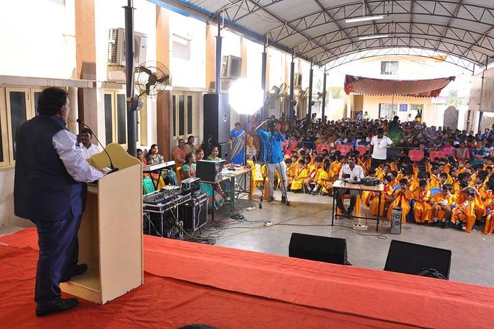 Abs Vidhya Mandhir-Meeting