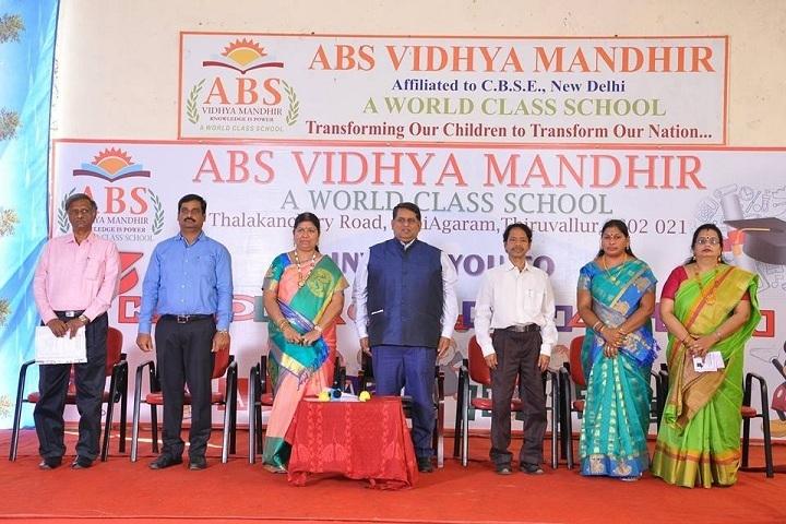 Abs Vidhya Mandhir-Teachers