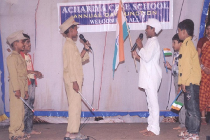 Achariya School-Events