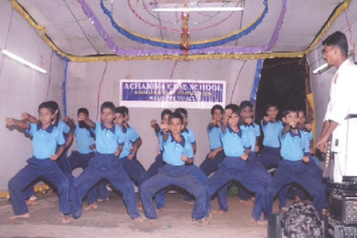 Achariya School-Karate