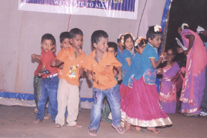 Achariya School-Dancing