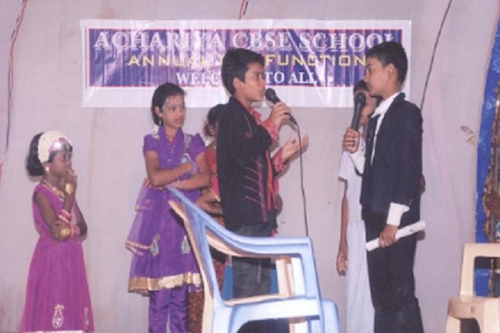 Achariya School-Drama