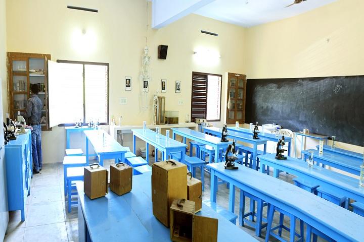 Adarsh Vidya Kendra-Biology-Lab