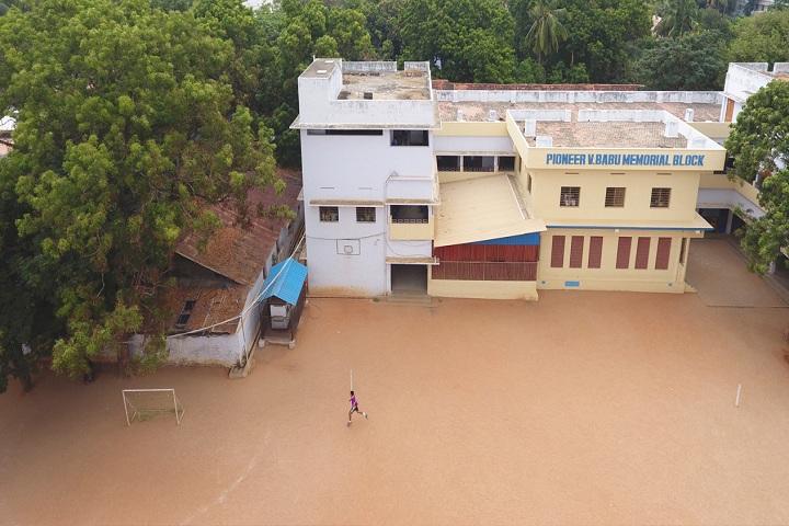 Adarsh Vidya Kendra-Campus